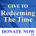 Donate to Redeeming The Time